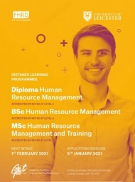MSc Human Resources Management & Training