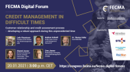 FECMA Digital Forum - Credit Management in difficult times
