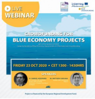 Crowdfunding for Blue Economy Projects