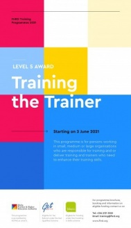 Level 5 Award - Training The Trainer