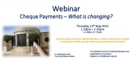 Cheque Payments – What is changing?