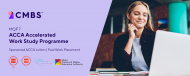 ACCA Accelerated Work Study Programme