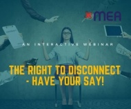 Right to Disconnect - Webinar