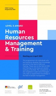 Level 5 Award - Human Resources Management & Training
