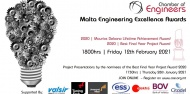 Malta Engineering Excellence Awards (MEEAs Online) – The CoE Annual Awards With a Difference