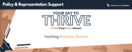 Your Say To Thrive: Yachting Business Section